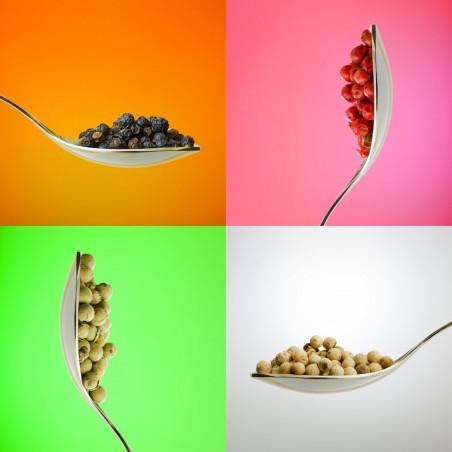 Grains de poivre, impression sur Déco'R