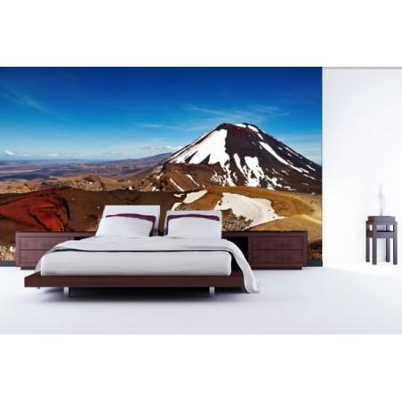 Volcan, impression sur Déco'R,  Imprim'Déco spécialiste du grand format