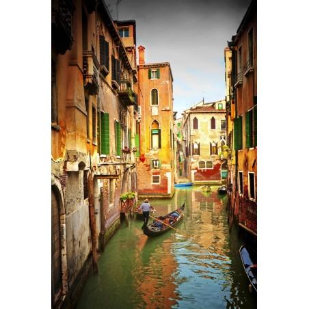 Venise, impression sur papier peint intissé, Imprim'Déco spécialiste du grand format