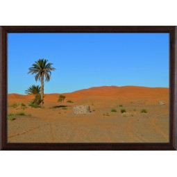 Puits du désert, exclusivité de Imprim'Déco, magasin en ligne spécialisé en déco murale