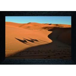 Ombres du désert, exclusivité de Imprim'Déco, magasin en ligne spécialisé en déco murale