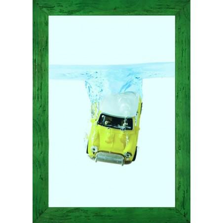 Tableau Plongeon de voiture, exclusivité de Imprim'Déco, magasin en ligne spécialisé en déco murale