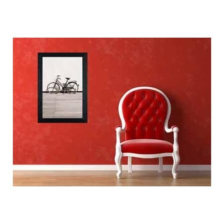 Tableau Vélo ancien, exclusivité de Imprim'Déco, magasin en ligne spécialisé en déco murale