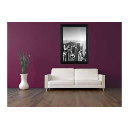 Tableau Grattes ciel en noir et blanc, exclusivité de Imprim'Déco, magasin en ligne spécialisé en déco murale