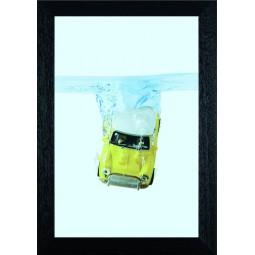 Tableau Plongeon de voiture 2, exclusivité de Imprim'Déco, magasin en ligne spécialisé en déco murale