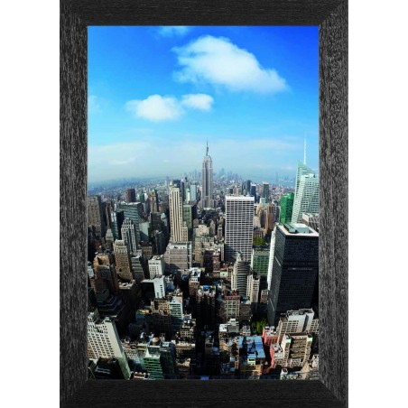 Tableau Grattes ciel, exclusivité de Imprim'Déco, magasin en ligne spécialisé en déco murale