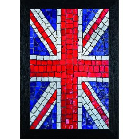 Tableau Union Jack, exclusivité de Imprim'Déco, magasin en ligne spécialisé en déco murale