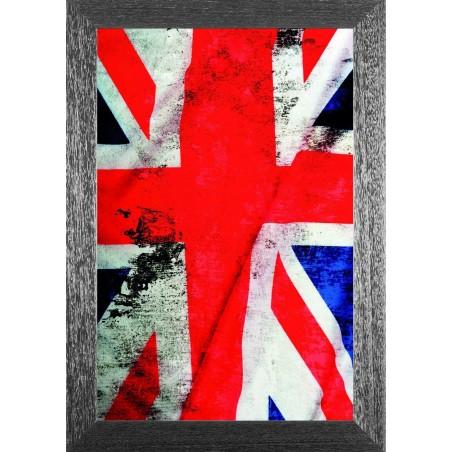 Tableau Union Jack 3, exclusivité de Imprim'Déco, magasin en ligne spécialisé en déco murale