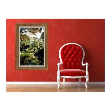Tableau Rivière miroir 2, exclusivité de Imprim'Déco, magasin en ligne spécialisé en déco murale