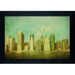 Tableau New York Graphic 2, exclusivité de Imprim'Déco, magasin en ligne spécialisé en déco murale