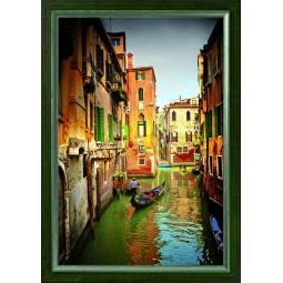 Tableau canal à Venise 2, exclusivité de Imprim'Déco, magasin en ligne spécialisé en déco murale