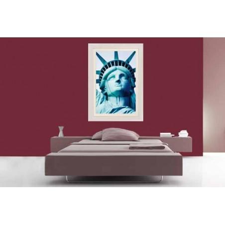 Tableau Statue de la Liberté, exclusivité de Imprim'Déco, magasin en ligne spécialisé en déco murale