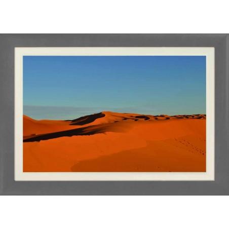 Tableau Dunes du désert Marocain 2, exclusivité de Imprim'Déco, magasin en ligne spécialisé en déco murale