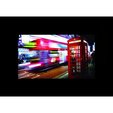 Tableau Cabine London, exclusivité de Imprim'Déco, magasin en ligne spécialisé en déco murale