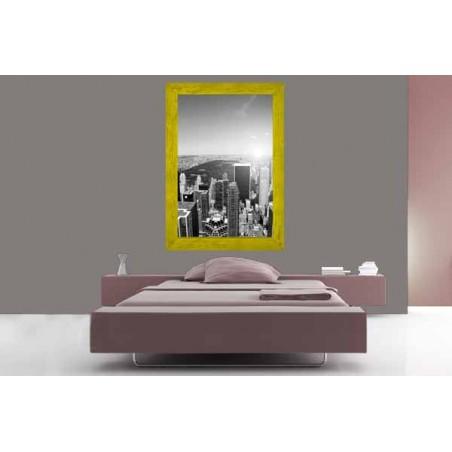 Tableau Grattes ciel en noir et blanc 3, exclusivité de Imprim'Déco, magasin en ligne spécialisé en déco murale