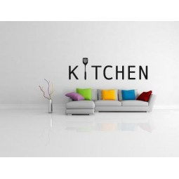 Sticker kitchen