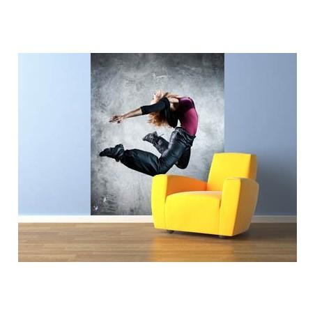 Danseur, impression sur Déco'R,  Imprim'Déco spécialiste du grand format