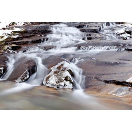 Rivière de montagne, impression sur Déco'R, Imprim'Déco spécialiste du grand format