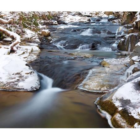Rivière de montagne 2, impression sur Déco'R, Imprim'Déco spécialiste du grand format