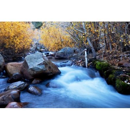 Rivière de montagne 3, impression sur Déco'R, Imprim'Déco spécialiste du grand format