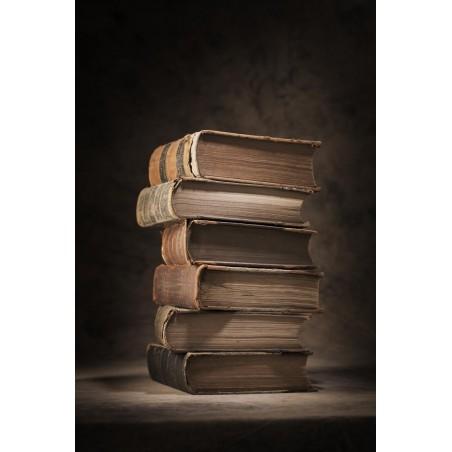 Livres anciens, impression sur Déco'R, Imprim'Déco spécialiste du grand format