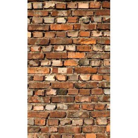Mur de briques anciennes, impression sur Déco'R, Imprim'Déco spécialiste du grand format