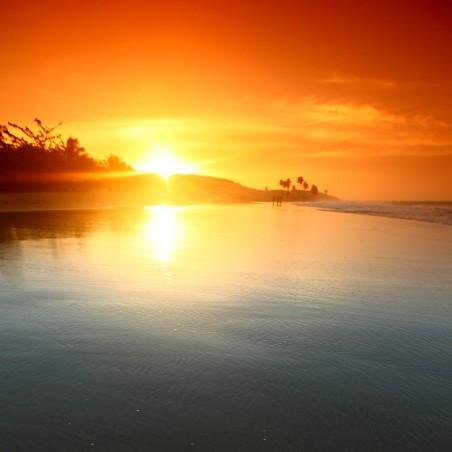 Couché de soleil sur le lac, impression sur Déco'R, Imprim'Déco spécialiste du grand format