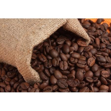 Café en grains, impression sur Déco'R, Imprim'Déco spécialiste du grand format