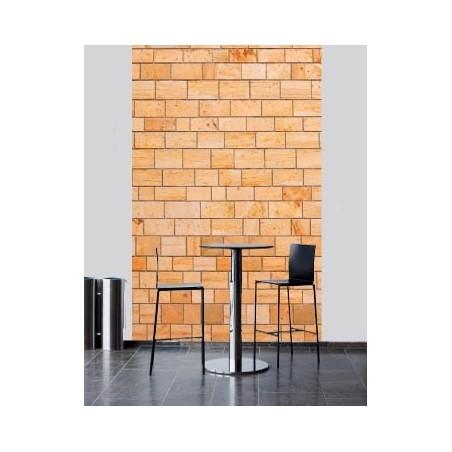 Mur de briques, impression sur Déco'R, Imprim'Déco spécialiste du grand format