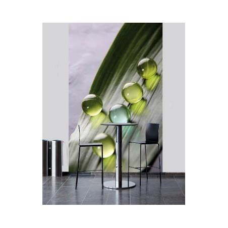 Perles d'eau, impression sur Déco'R, Imprim'Déco spécialiste du grand format