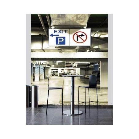 Parking, impression sur Déco'R, Imprim'Déco spécialiste du grand format