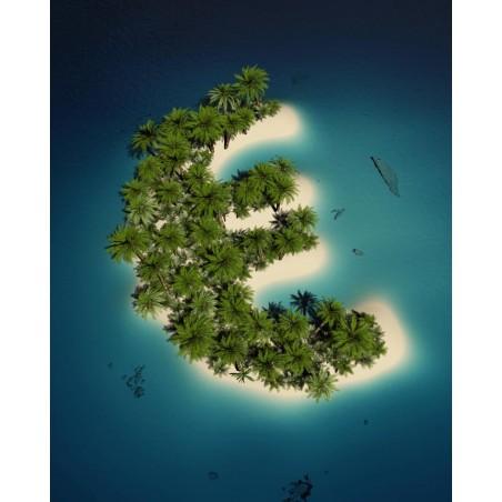 Ile Euro, impression sur Déco'R, Imprim'Déco spécialiste du grand format