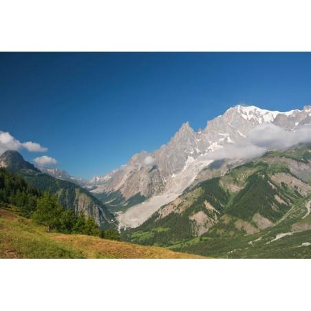 Vallée des Alpes, impression sur papier peint intissé, Imprim'Déco spécialiste du grand format