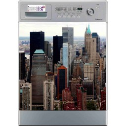 Sticker Lave linge NEW YORK