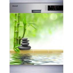 Sticker Lave Vaisselle bambous zen