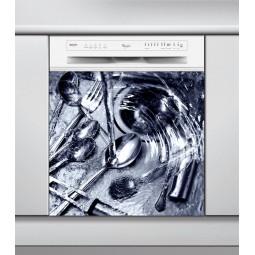 Sticker Lave Vaisselle vaisselle