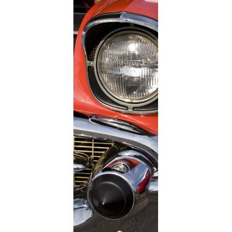 Poster porte phare de voiture