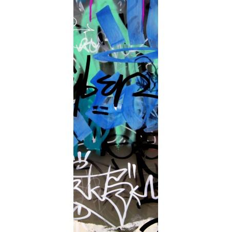 "Stickers porte ""graffitis"""