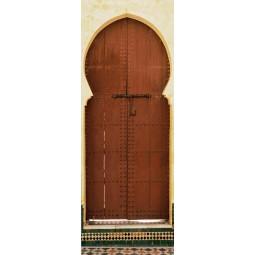 Decoration de porte style oriental