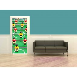 Decoration de porte babyfoot