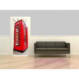 Poster porte cabine téléphone Londres