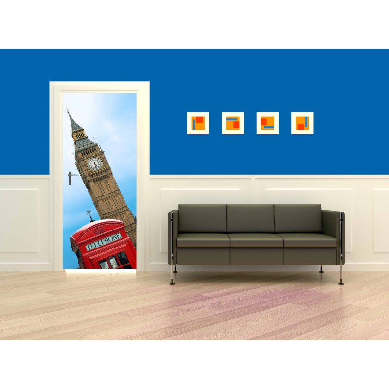 Decoration porte interieure Londres