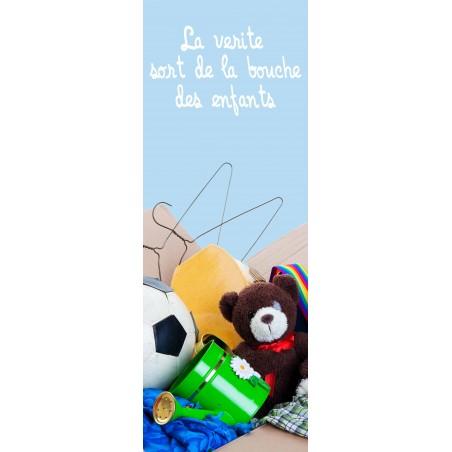 Decoration porte interieure jouets