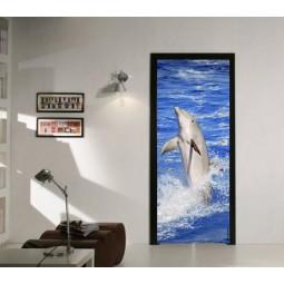 Deco de porte dauphin