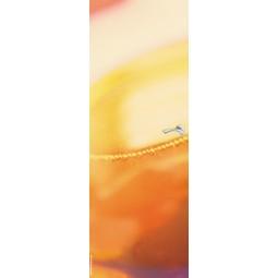 Sticker Décor de porte lumières