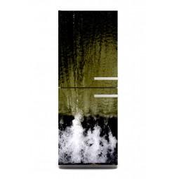 "Sticker décor de frigo ""eau"", exclusivité Imprim'Déco"