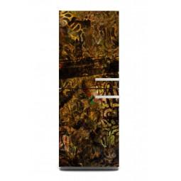 """Sticker décor de frigo """"vent d'automne"""", exclusivité Imprim'Déco"""
