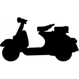 Sticker Scooter
