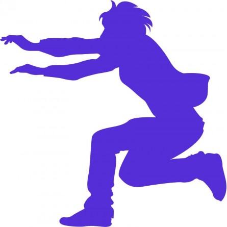 Sticker Danseur