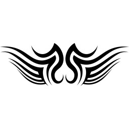 Sticker tatoo Maori 7